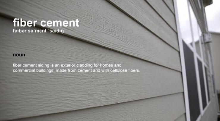 Definition Of Fiber Cement Siding In Under 100 Words Progressive Foam Technologies